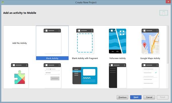 Android 2048游戏开发教程(一):创建项目
