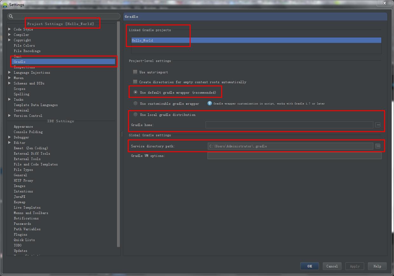 Android Studio开发环境的配置