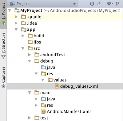 Android Studio(十七):配置你的Build Variant