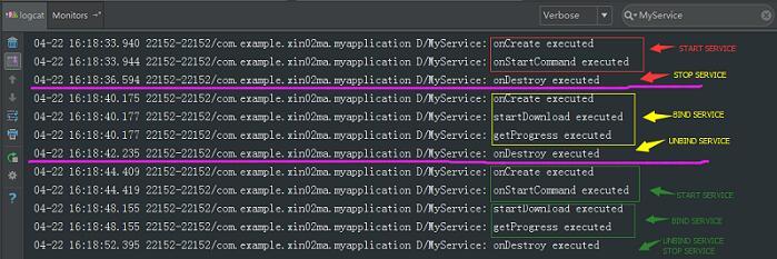 Android实用技术(4)—— Service简析(Ⅱ)