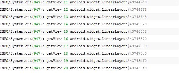 Android应用开发教程之二十一:ListView原理学习与优化总结