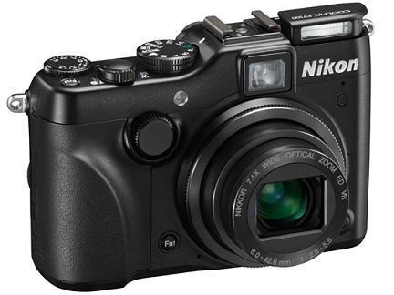 尼康相机推旗舰新品COOLPIX P7100