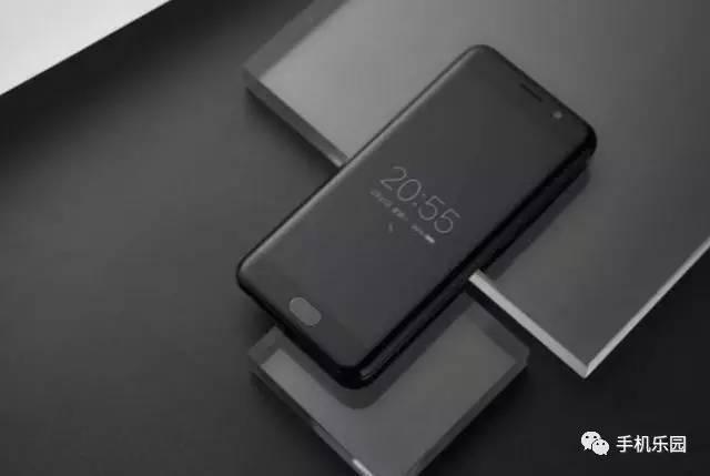 五款高颜值黑色手机——总有一款能打动你