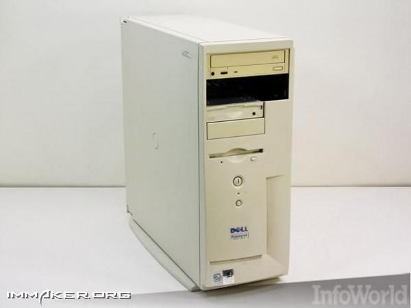 戴尔 Dimension XPS T600 (1999)