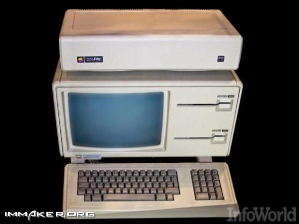苹果 Lisa (1983)