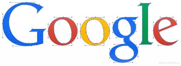 谷歌旧Logo