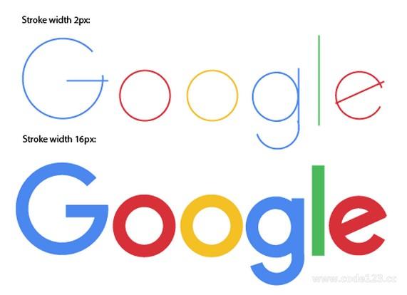 谷歌新Logo如何做到只有305字节
