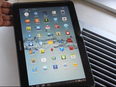推荐九款最优秀的Android平板电脑