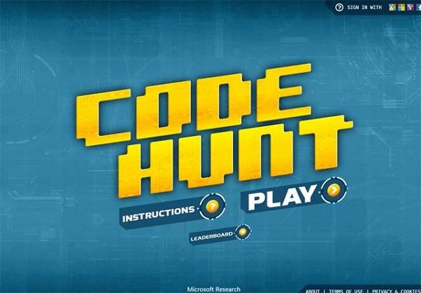 5款游戏教你学编程——终于可以快乐的编程了