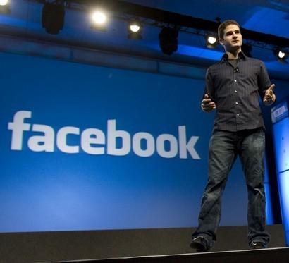 Facebook吞噬了美国人的时间