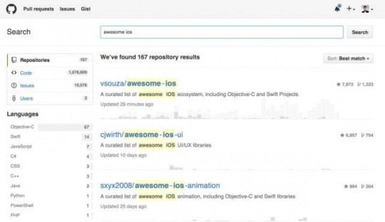 如何在GitHub上发现好资源