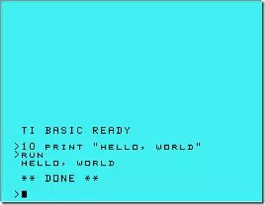 """30年程序生涯26种语言 看我与""""Hello World""""的往事"""