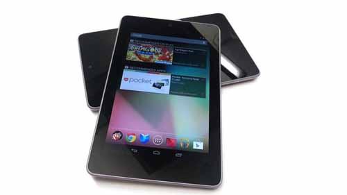 Google Nexus 7平板电脑评测