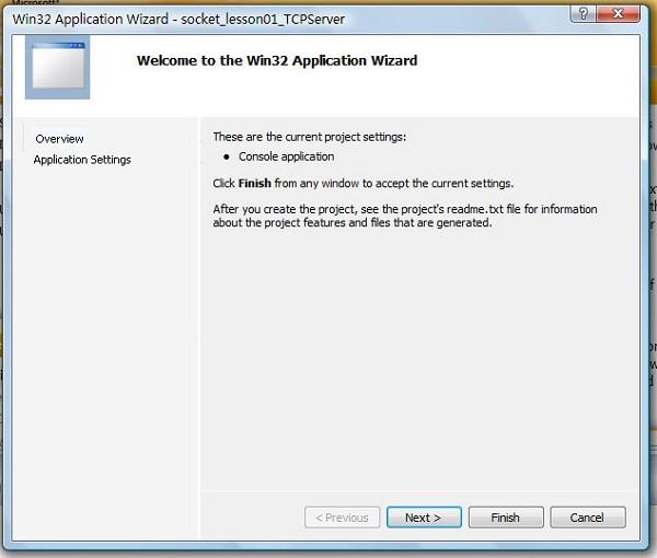 TCP/UDP网络编程博一把白菜论坛手机教程之九:win32下使用socket——WinSock