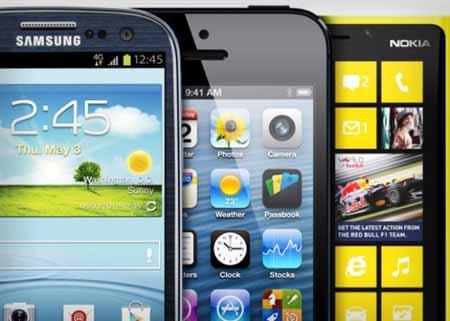 本年度智能手机技术中的成功与平庸