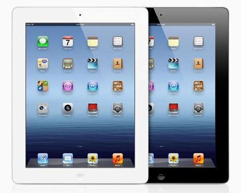 苹果第三代iPad深入解读