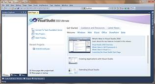 软件编程平台VS2010